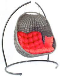 Подвесное кресло 2COCON (серый)