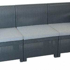 Комплекты с трехместным диваном